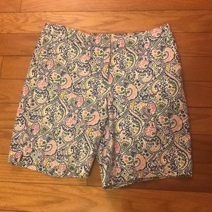"""Boden Printed 9"""" Shorts"""